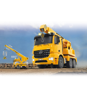 Heavy-Duty Crane Mercedes Arocs1:20 2,4G