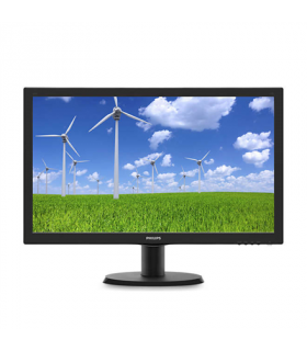 PHILIPS 243S5LDAB/00 24&quot  Full HD/16:9/1920x1080/250 cd/m&178 /1ms/10M:1/VGA/HDMI/Black