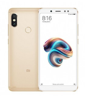 Smartphone  XIAOMI  Redmi Note 5  32 GB  Gold  3G  LTE  OS Android 8 0  Screen 5 99   1080 x 2160  IPS-LCD  Dual SIM  1xMicro-U