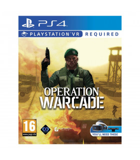 PS4 VR Operation Warcade