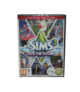 SIMS 3 INTO THE FUTURE