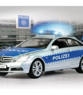 Mercedes E350 Coupe 1:16 Polizei 2,4 GHZ