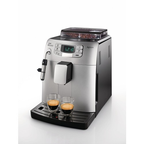 Espresso- and coffeemachines