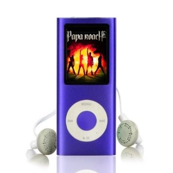 MP3 ja iPod